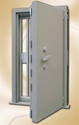 Picture of Euro Fox Safes Vault Doors GRADE 12  EF - LKB - DM